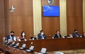 """НББХ: """"Монгол хүний удмын сангийн аюулгүй байдлыг хамгаалах, хүн амын өсөлтийг дэмжих талаар авах арга хэмжээний тухай"""" тогтоолын төслийг хэлэлцэхийг дэмжив"""