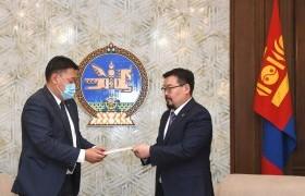 """""""Монгол Улсын 2020 оны төсвийн гүйцэтгэл батлах тухай"""" УИХ-ын тогтоолын төслийг өргөн барив"""