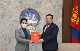 Монгол Улсын Консулын газар нээн ажиллуулах тухай тогтоолын төсөл өргөн барилаа