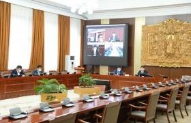 Монгол Улсын 2021 оны төсвийн тухай хуульд өөрчлөлт оруулах тухай хуулийн төслийг хэлэлцлээ