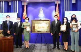 """""""Монгол Улсад Байнгын ажиллагаатай парламент байгуулагдсаны 30 жилийн ой"""" сэдэвт маркийн анхны өдрийн нээлтийн үйл ажиллагаа боллоо"""
