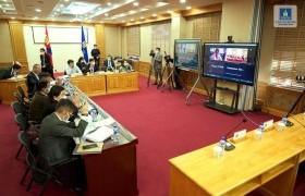 """""""Оюутолгой ордын ашиглалтад Монгол улсын эрх ашгийг хангуулах тухай"""" 92-р тогтоолыг хэрэгжүүлэх ажлын хэсэг хуралдлаа"""