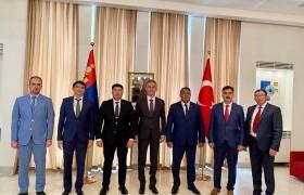 Баян-Өлгий аймаг Турк улстай тодорхой чиглэлээр хамтран ажиллахаар боллоо