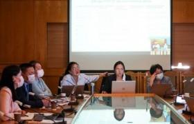 Иргэн, ТББ, ААН, төрийн хамтын зорилтыг хэрэгжүүлэх үйл ажиллагааны төлөвлөгөө боловсруулах ажлын хэсгийн ээлжит хурал болов