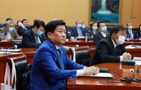 """""""Монгол, Оросын хамтын ажиллагаа 100 жилд"""" сэдэвт олон улсын эрдэм шинжилгээний бага хурал боллоо"""