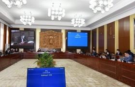 Монгол Улсын Их Хурлын тухай хуульд нэмэлт оруулах тухай хуулийн төслийн анхны хэлэлцүүлгийг хийлээ