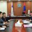 БОАЖ-ын сайд Н.Цэрэнбат Бүгд Найрамдах Турк Улсаас Монгол Улсад суугаа элчин сайд Ахмет Язалыг хүлээн авч уулзлаа