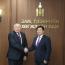 Казахстан Улсын Элчин сайд Ж.Ж.Адилбаевыг хүлээн авч уулзлаа
