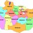 Өвөрхангай аймгийн Арвайхээр, Тарагт сумын хлийн цэсэд өөрчлөлт орно