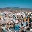 Нийслэлийн Баянгол дүүрэг нь газар нутаг бага ч хүн амын нягтаршил ихтэй