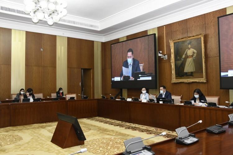 ТББХ: Монгол Улсын Ерөнхийлөгчийн сонгуулийн тухай хуульд өөрчлөлт оруулах тухай хуулийн төслийн анхны хэлэлцүүлгийг хийв