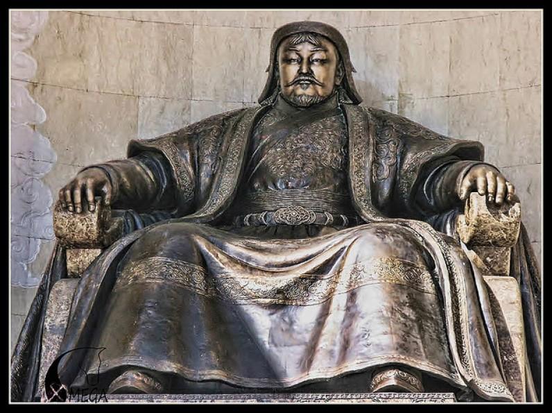 Их эзэн Чингис хааны мэндэлсэн өдөр зурган илэрцүүд