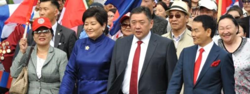 Нэгдмэл зорилготой Монголын Ерөнхийлөгч