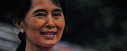 Нобелийн энхтайвны шагналт Ан Сан Су Чи гэрийн хорионоосоо суллагдлаа