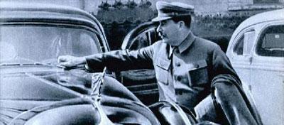 Сталиныг шидийн хүчээр хамгаалагч эмэгтэй