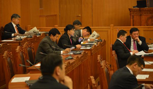 Монгол Улсын Ерөнхийлөгчийн сонгуулийн тухай хуулийг шинэчлэн батлав