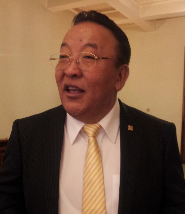 Д.Ганхуяг: Монголын төр харилцан ашигтай зарчмыг л баримтална