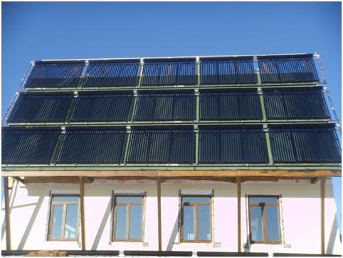 Нийслэлийн төсвийн хөрөнгөөр зарим хорооны барилгыг сэргээгдэх эрчим хүчээр хангана