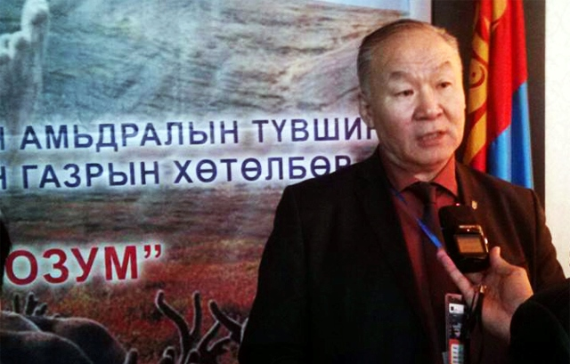 Р.Мөнхбат: Монголд 86 өрх 1511 цаа маллан амьдарч байна