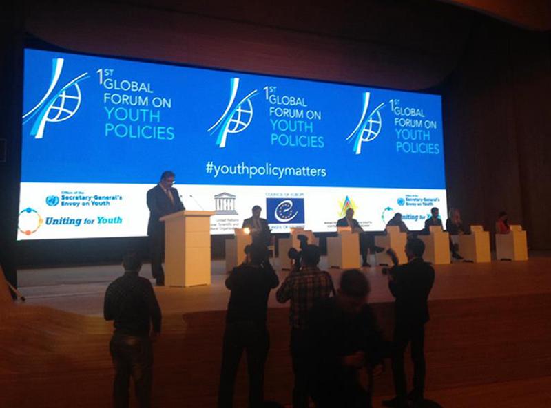 Дэлхийн залуучуудын бодлогын асуудлаарх анхдугаар форум болж байна