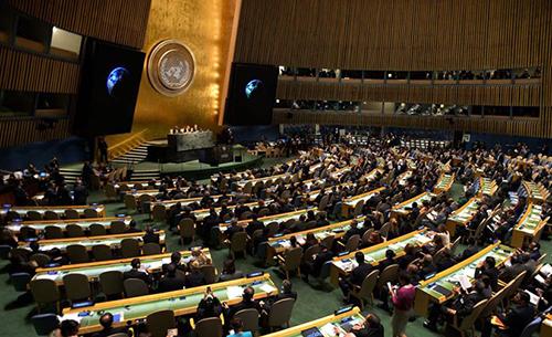 Цөмийн зэвсэггүй статусын тухай НҮБ-ын тогтоол батлагдлаа