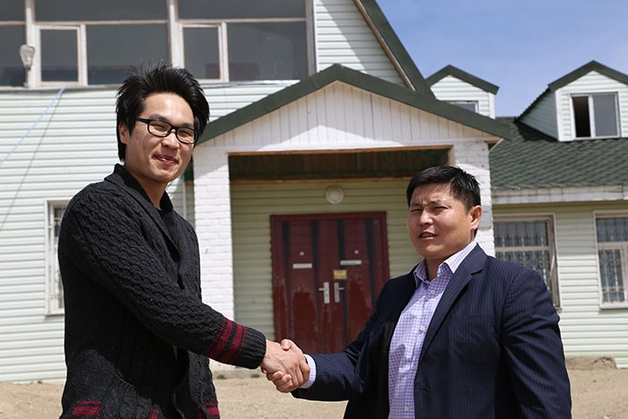 """Х.Нямбаатар """"Жи Си Эс"""" ТББ-ын Монгол дахь салбарт зөвлөхөөр ажиллаж эхэллээ"""