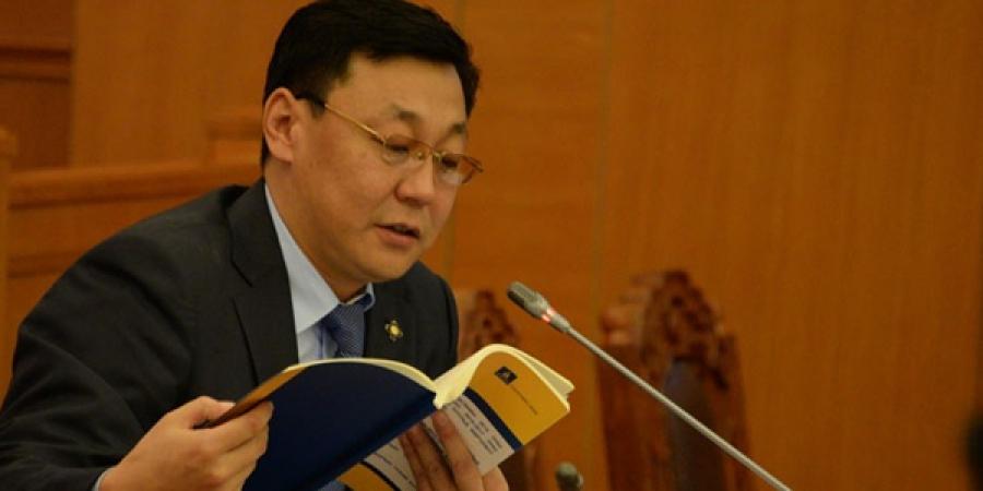 Саrec хөтөлбөрт монгол улсын засгийн газрыг сангийн сайд төлөөлнө