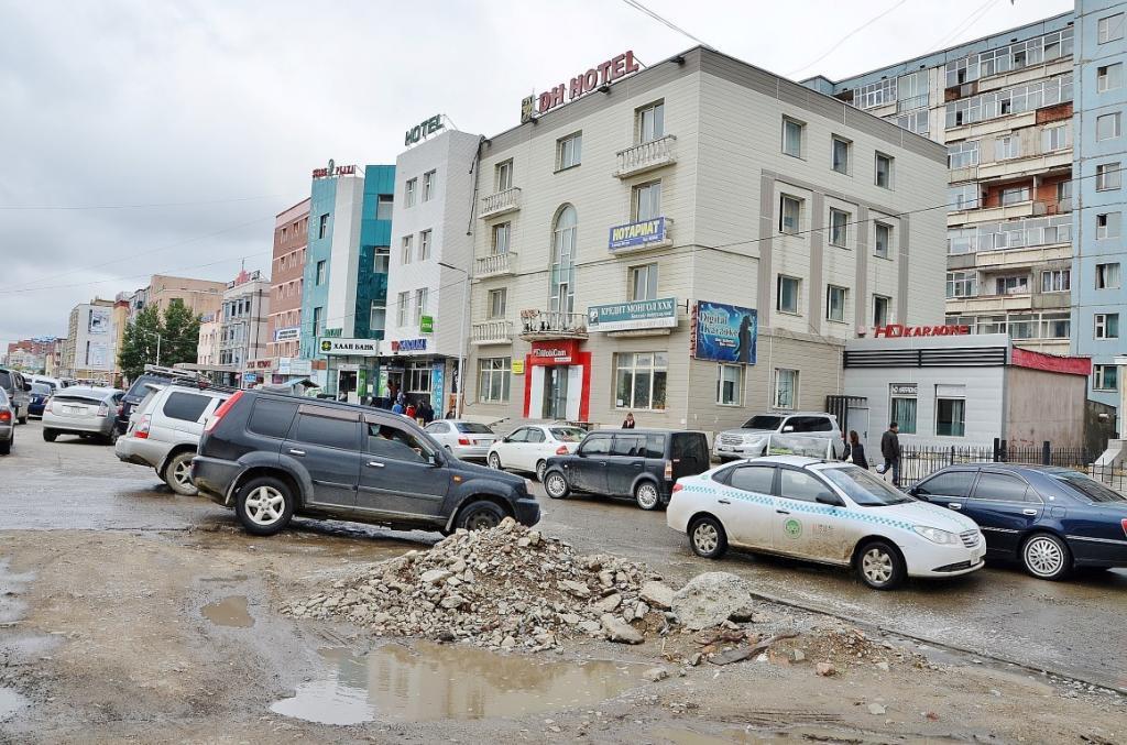 Монголын олон (шог найруулал)