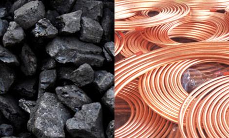Зэс, нүүрсний үнэ үргэлжлэн унасаар