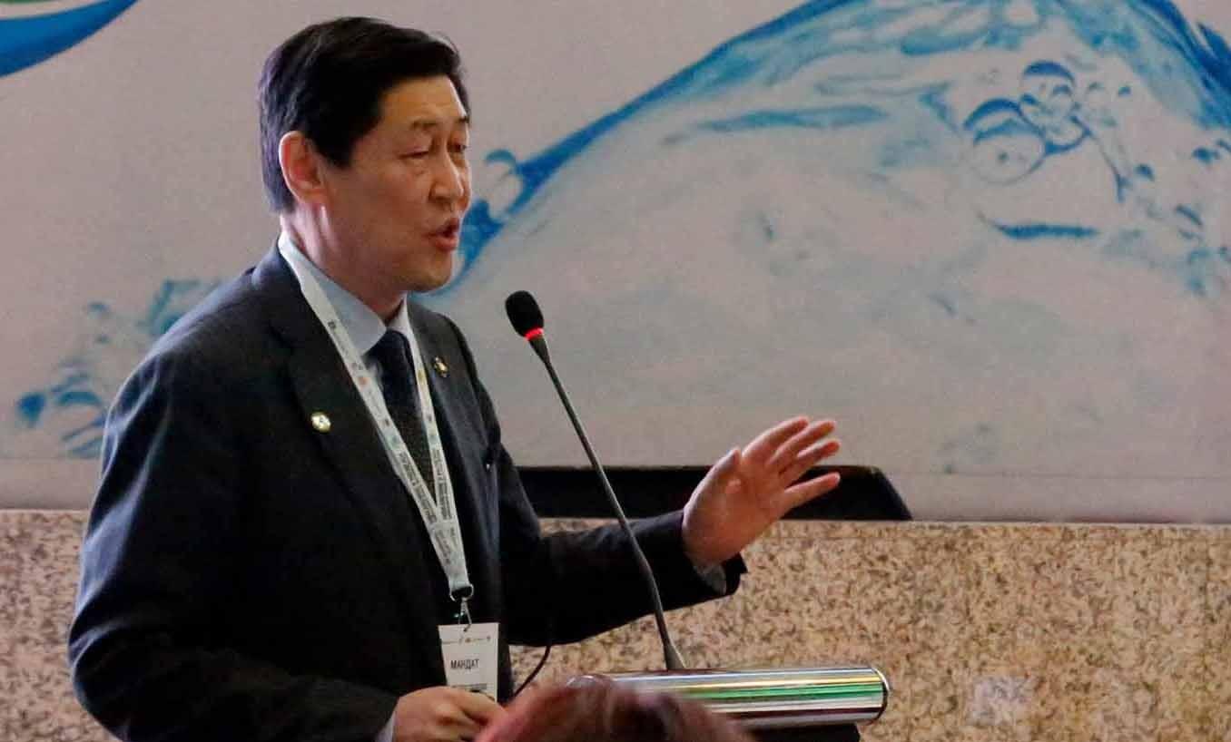 Монгол Улсын сав газрын захиргаад чуулж байна