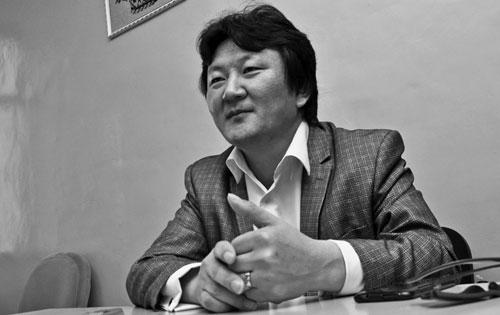 Монгол Улсыг Ерөнхийлөгчийн засаглалтай болгохын төлөө байна