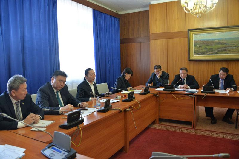 Парламентын түншлэлийн 9 дүгээр уулзалтыг зохион байгуулах үндэсний хороо хуралдав