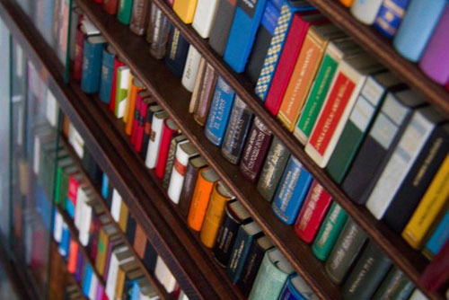 Нийслэлчүүдийн таван хувь нь номын сангаар үйлчлүүлдэг