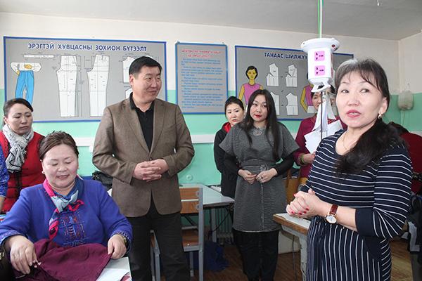 Ховд аймгийн Политехникийн коллежид 1150 гаруй оюутан суралцаж байна