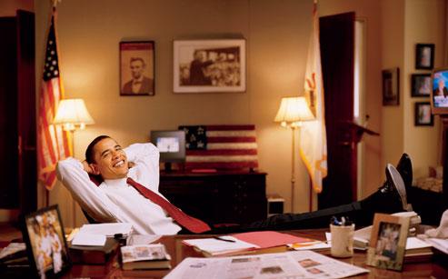 Дэлхийн удирдагчдыг Б.Обамагийн нүдээр харвал