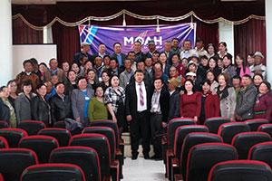 Ардчилсан хувьсгалын өлгий нутаг Ховд аймагт МоАН санаачилгын салбар байгуулагдлаа