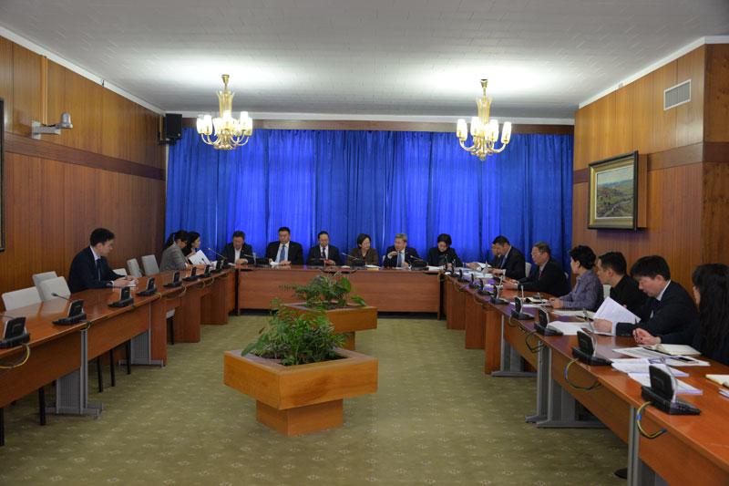 АСЕМ-ын Ази, Европын парламентын түншлэлийн IX уулзалтыг зохион байгуулах Үндэсний хороо хуралдав
