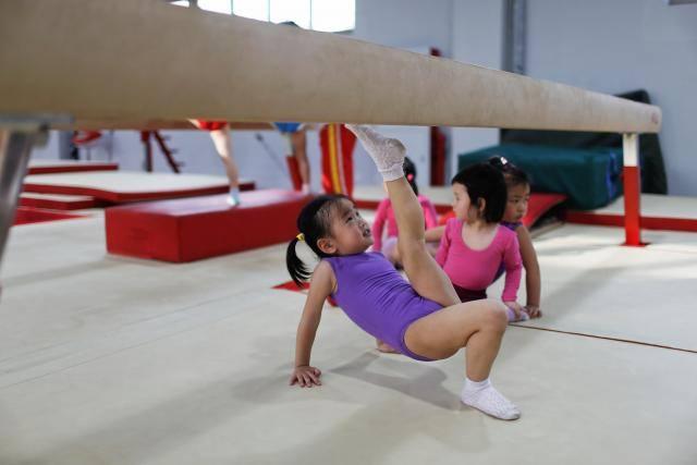 Хятадын спортын системийн шинэчлэл