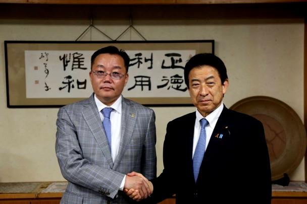 Токио хотын олимпийн наадмын барилга барих ажилд монгол залуус оролцохоор болжээ