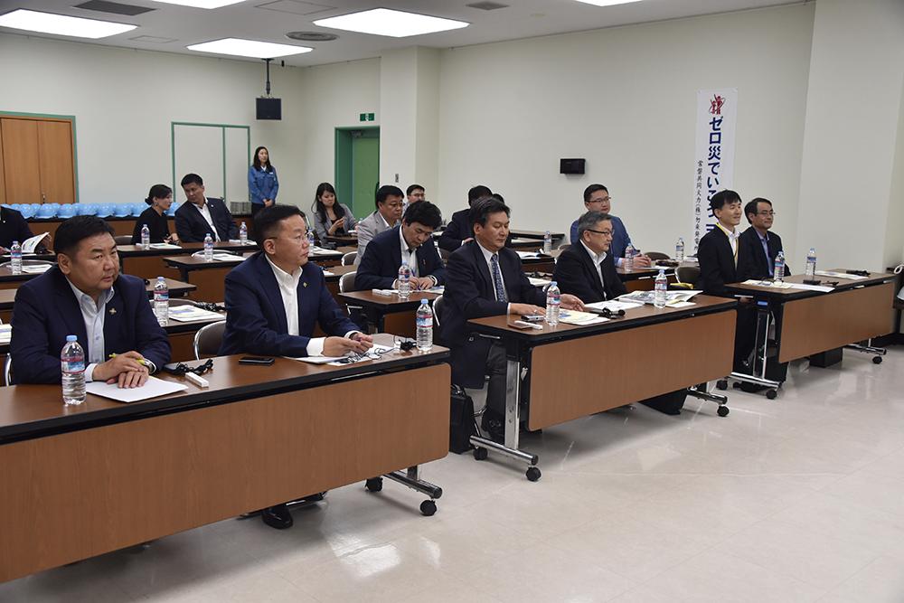 УИХ-ын дарга З.Энхболд Япон Улсад хийх ажлын айлчлалаа эхлүүллээ