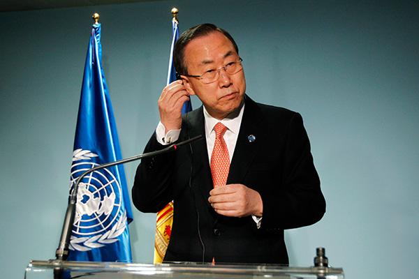 Пан Ги Мун Өмнөд Солонгосын дараагийн ерөнхийлөгч болох уу?