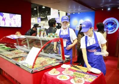 Монголын экспорт, импортын бараа бүтээгдэхүүний олон улсын үзэсгэлэн болж байна