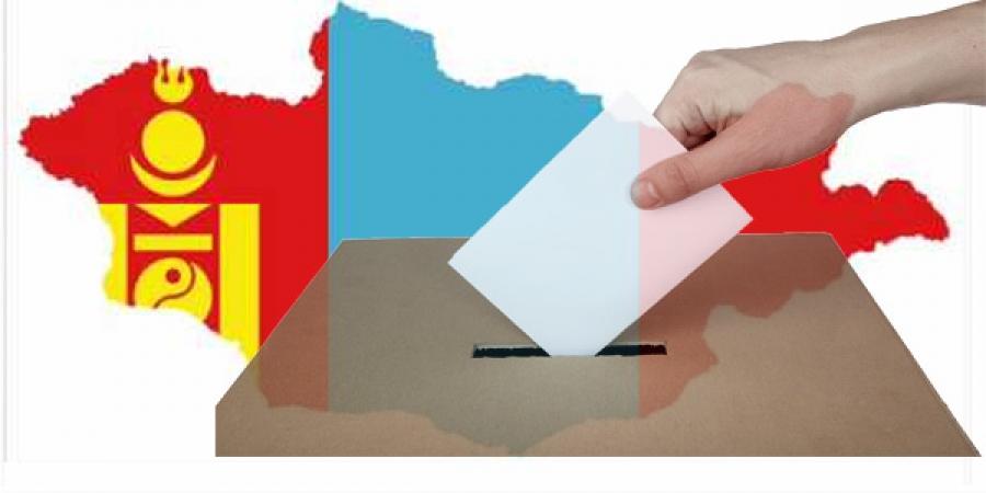 Сонгууль тоон хэлээр (1992-2016 он)