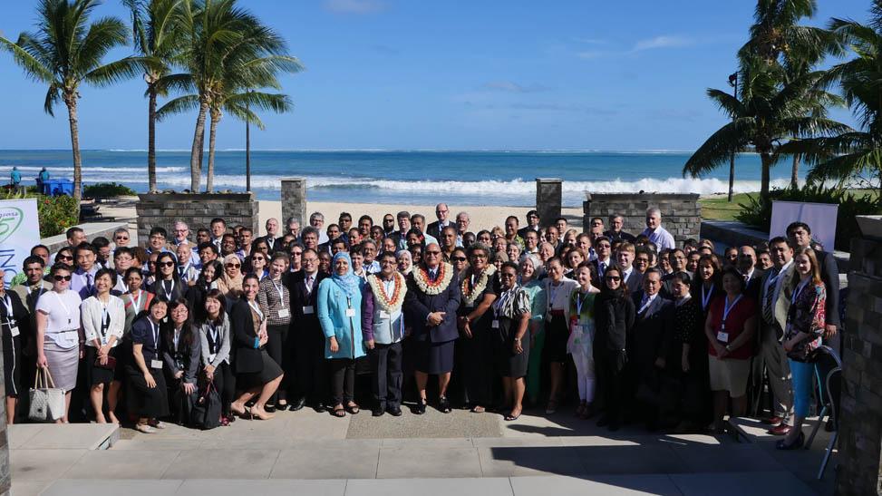 Ази номхон далайн орнуудын чанарын сүлжээ /APQN/ -НИЙ 2016 оны жилийн нэгдсэн хуралдаан боллоо