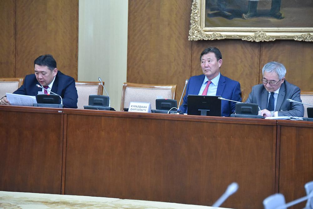 Эдийн засгийн байнгын хороо зарим албан тушаалтны томилгооны асуудлыг хэлэлцэн шийдвэрлэлээ