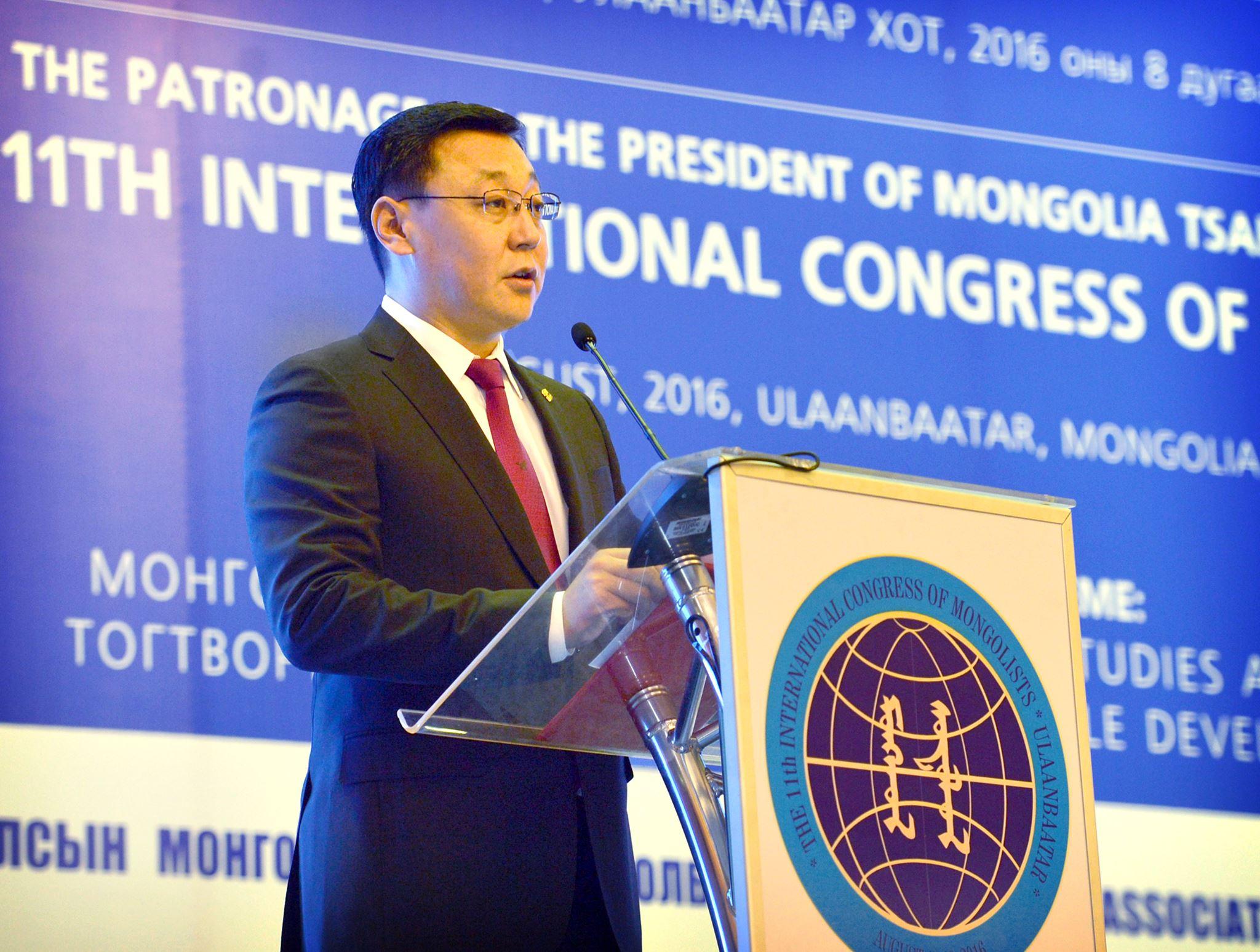 Ж.Эрдэнэбат: Монгол судлалын чанар, үр дүнг шинэ шатанд гаргах хэрэгтэй