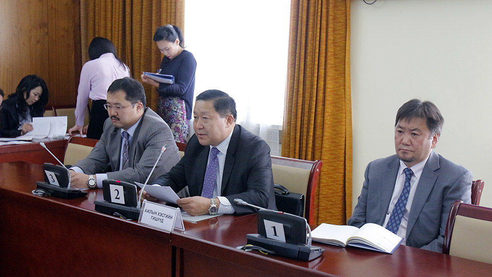 Монгол банкны дэд ерөнхийлөгчөөр Б.Лхагвасүрэн томилохыг ЭЗБ дэмжлээ