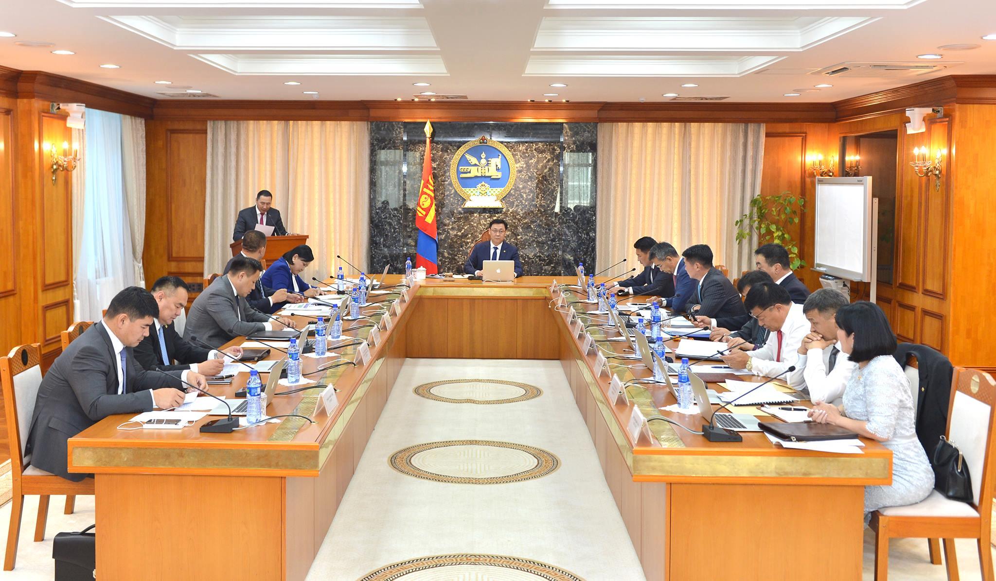 УБТЗ-ын ерөнхий хувь нийлүүлэгчийг томиллоо