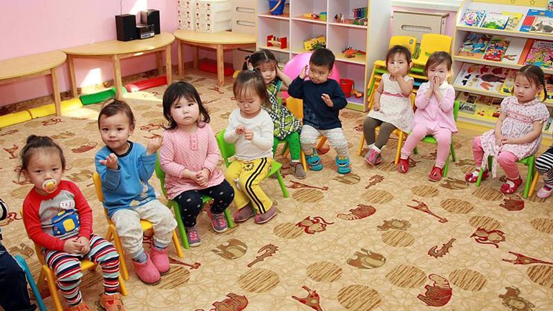 Цэцэрлэгийн хүүхдийн хувьсах, хоолны зардалд 1,4 тэрбум төгрөг төсөвлөлөө