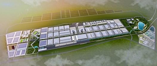 Хөнгөн үйлдвэрийн паркийн дэд бүтцийн бүтээн байгуулалт ирэх онд эхэлнэ
